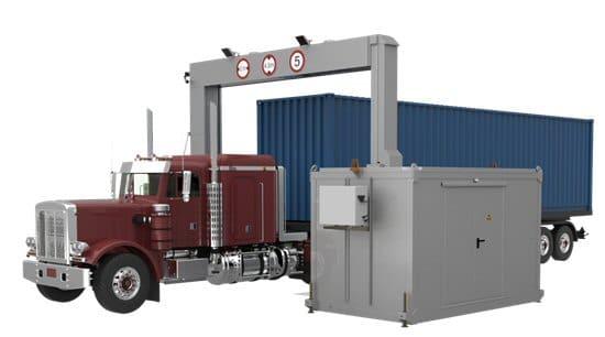 Portal-Truck-Scanner