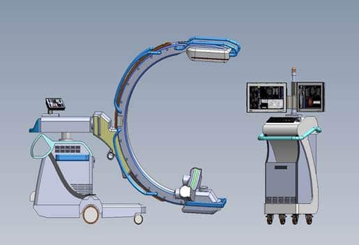 VEC's C-Arm Tomosynthesis System