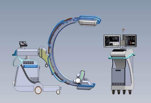 VEC's C-Arm Tomosynthesis System