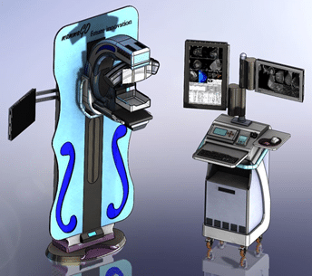VEC Static Digital Breast Tomosynthesis System