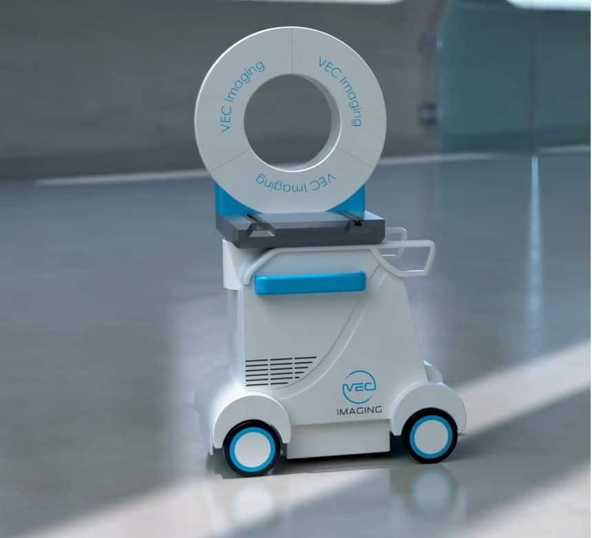 Portable Head and Extremities CT-Scanner